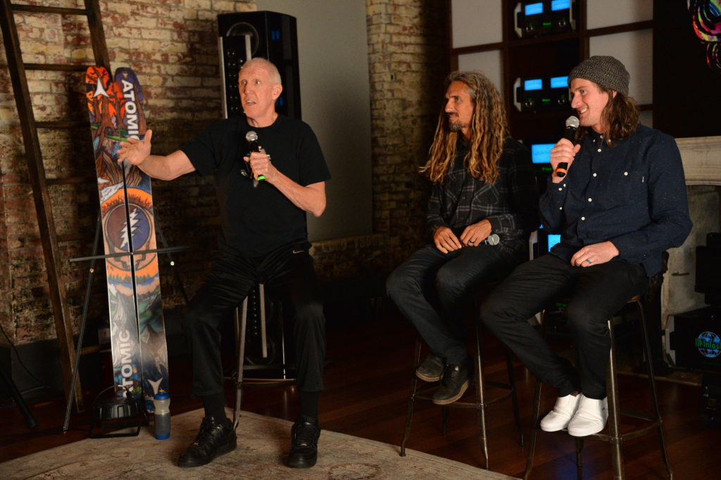Rob Machado Bill Walton